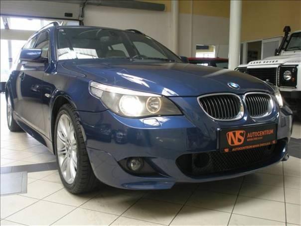 BMW Řada 5 3,0   530 XD M PAKET, foto 1 Auto – moto , Automobily | spěcháto.cz - bazar, inzerce zdarma