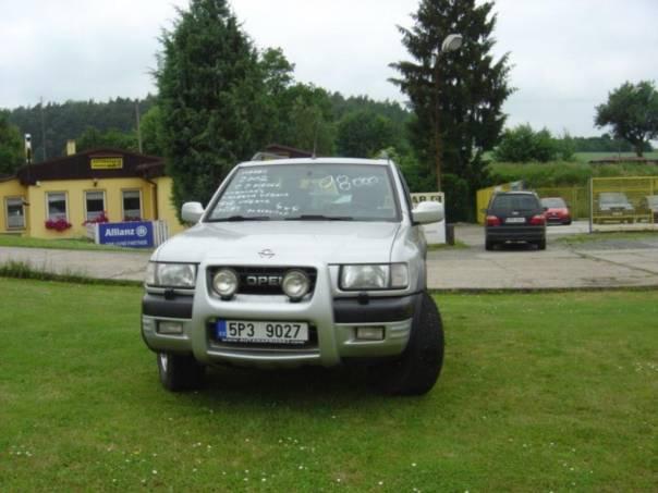 Opel Frontera 2,2Dti, foto 1 Auto – moto , Automobily | spěcháto.cz - bazar, inzerce zdarma