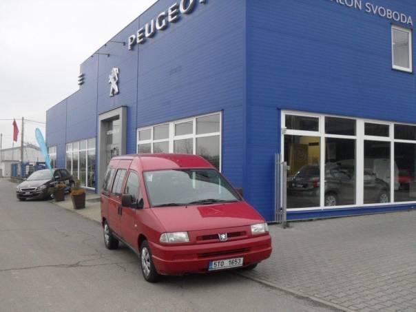 Peugeot Expert Tepee 2.0 HDi .9 mist, foto 1 Auto – moto , Automobily | spěcháto.cz - bazar, inzerce zdarma
