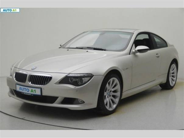 BMW Řada 6 635D 210kW,NAVI,KŮŽE,XENON, foto 1 Auto – moto , Automobily | spěcháto.cz - bazar, inzerce zdarma