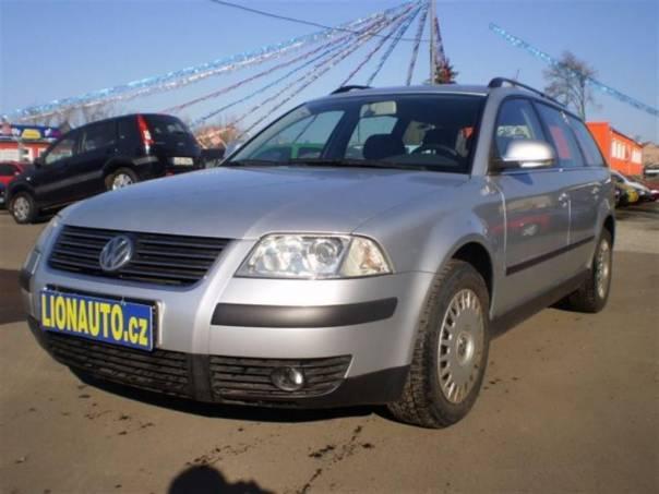 Volkswagen Passat 1.9 TDI 96KW, foto 1 Auto – moto , Automobily | spěcháto.cz - bazar, inzerce zdarma
