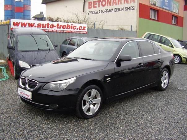 BMW Řada 5 530 D XDRIVE, foto 1 Auto – moto , Automobily | spěcháto.cz - bazar, inzerce zdarma