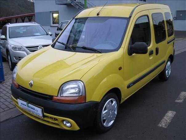 Renault Kangoo 1,4   PACK CLIM, foto 1 Auto – moto , Automobily   spěcháto.cz - bazar, inzerce zdarma