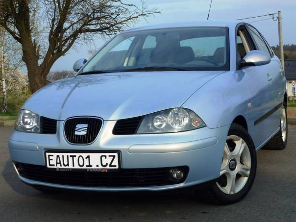 Seat Ibiza 1.4i16V Klimatronic, foto 1 Auto – moto , Automobily | spěcháto.cz - bazar, inzerce zdarma