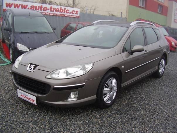 Peugeot 407 1.6 HDi SW Serviska, foto 1 Auto – moto , Automobily | spěcháto.cz - bazar, inzerce zdarma