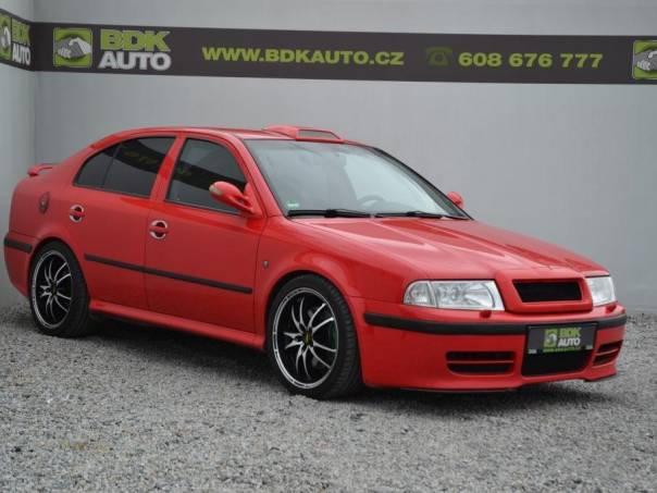 Škoda Octavia 1.8T RS, Servis.kn, 1majitel, foto 1 Auto – moto , Automobily | spěcháto.cz - bazar, inzerce zdarma
