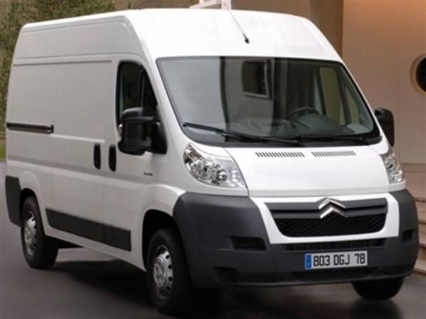 Citroën Jumper 2.2 HDi  30 L1H1, foto 1 Užitkové a nákladní vozy, Do 7,5 t | spěcháto.cz - bazar, inzerce zdarma