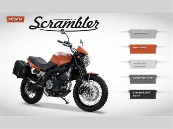 Scrambler, foto 1 Auto – moto , Motocykly a čtyřkolky | spěcháto.cz - bazar, inzerce zdarma