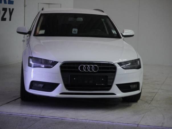 Audi A4 2.0 TDI AVANT/ FACELIFT/záruka, foto 1 Auto – moto , Automobily | spěcháto.cz - bazar, inzerce zdarma