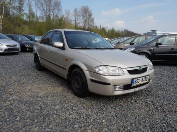Mazda 323 1.5i LX, foto 1 Auto – moto , Automobily | spěcháto.cz - bazar, inzerce zdarma