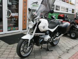BMW R 1200 R 1200 R, servisní knížka, 2x originál kufr BMW , Auto – moto , Motocykly a čtyřkolky  | spěcháto.cz - bazar, inzerce zdarma