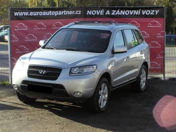 Hyundai Santa Fe 2.2 CRDi ČR,4x4,100%Servis, foto 1 Auto – moto , Automobily | spěcháto.cz - bazar, inzerce zdarma