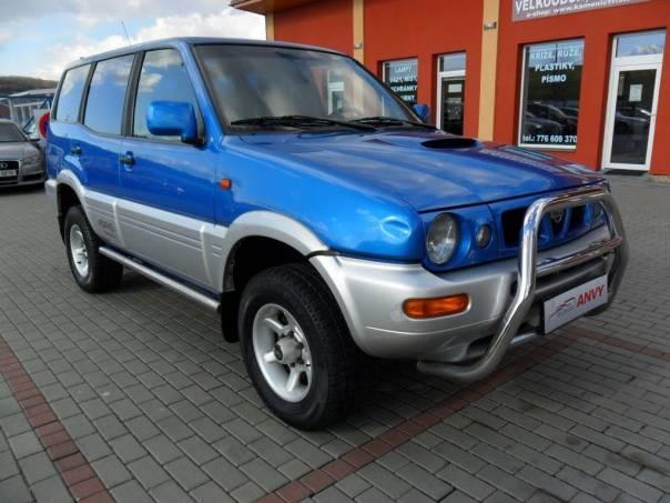 Nissan Terrano II 2,7 TD, 7 MÍST, SERVISKA, foto 1 Auto – moto , Automobily | spěcháto.cz - bazar, inzerce zdarma
