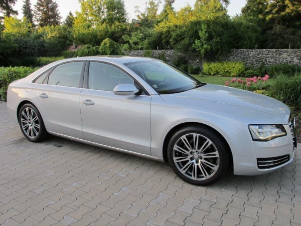 Audi A8 3.0 TDI quattro, foto 1 Auto – moto , Automobily | spěcháto.cz - bazar, inzerce zdarma