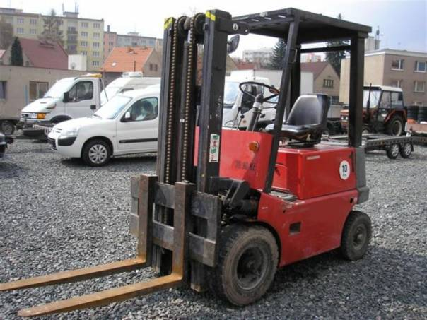 2022 LX, foto 1 Pracovní a zemědělské stroje, Vysokozdvižné vozíky | spěcháto.cz - bazar, inzerce zdarma