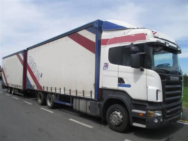 R 420 6x2 + Panav 2007, foto 1 Užitkové a nákladní vozy, Nad 7,5 t | spěcháto.cz - bazar, inzerce zdarma
