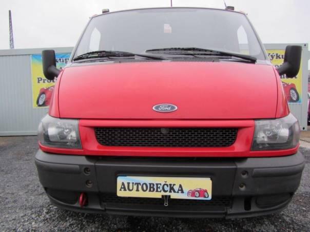 Ford Transit 350L, 6 míst, nosnost 1512 kg |DPH, foto 1 Užitkové a nákladní vozy, Do 7,5 t | spěcháto.cz - bazar, inzerce zdarma