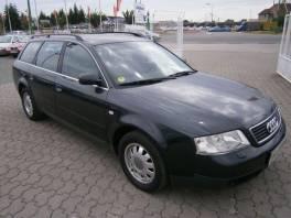 Audi A6 2,5TDi manuál,dobrý stav , Auto – moto , Automobily  | spěcháto.cz - bazar, inzerce zdarma