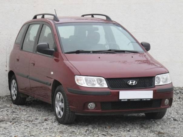 Hyundai Matrix 1.6, foto 1 Auto – moto , Automobily   spěcháto.cz - bazar, inzerce zdarma