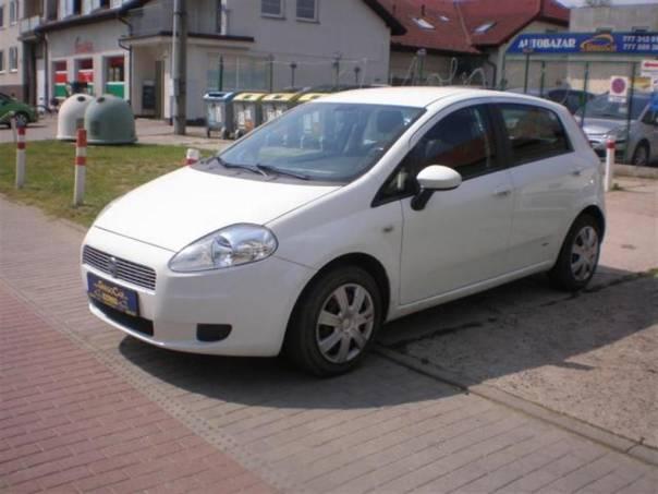 Fiat Punto 1,3JTD-KLIMATIZACE, foto 1 Auto – moto , Automobily | spěcháto.cz - bazar, inzerce zdarma