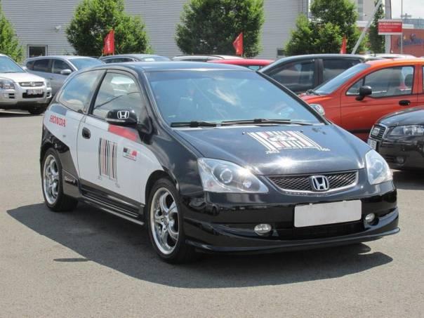 Honda Civic  1.6 VTEC, Serv.kniha, klima, foto 1 Auto – moto , Automobily | spěcháto.cz - bazar, inzerce zdarma
