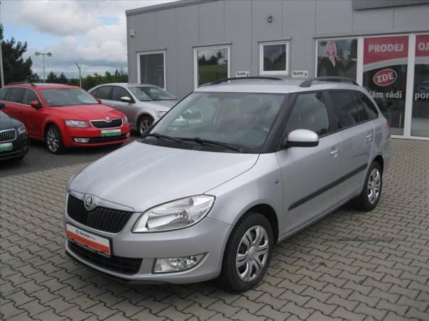 Škoda Fabia 1,6 TDi Ambiente  kombi, foto 1 Auto – moto , Automobily | spěcháto.cz - bazar, inzerce zdarma
