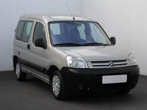 Citroën Berlingo  1.6 HDi, 1.maj,ČR, klimatizace, foto 1 Užitkové a nákladní vozy, Do 7,5 t | spěcháto.cz - bazar, inzerce zdarma