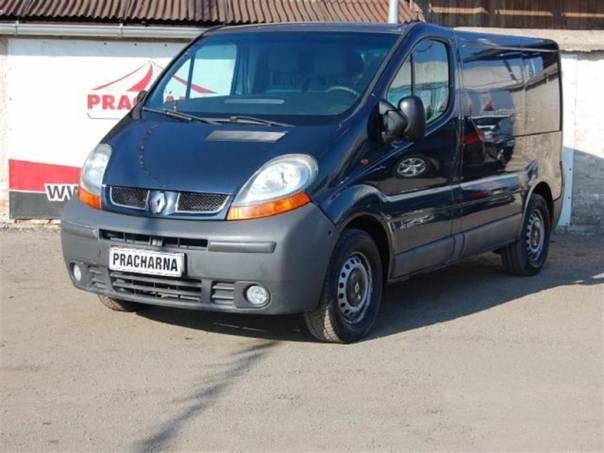 Renault Trafic 1.9dCi 100, foto 1 Užitkové a nákladní vozy, Do 7,5 t | spěcháto.cz - bazar, inzerce zdarma