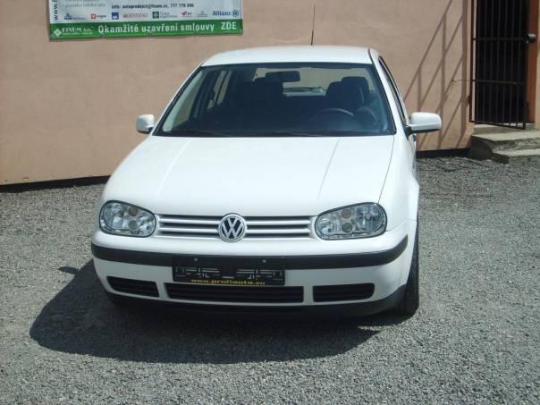 Volkswagen Golf 1,9 TDI Aut.klima, foto 1 Auto – moto , Automobily | spěcháto.cz - bazar, inzerce zdarma