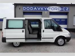 Ford Transit 2,0TDI-85PS-PRO 6OSOB-128000KM , Užitkové a nákladní vozy, Autobusy  | spěcháto.cz - bazar, inzerce zdarma
