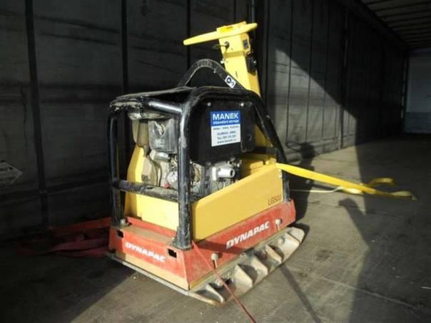vybrační deska DYNAPAC LG500, foto 1 Pracovní a zemědělské stroje, Pracovní stroje | spěcháto.cz - bazar, inzerce zdarma