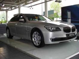 BMW Řada 7 3,0 Lim Dynamic Drive