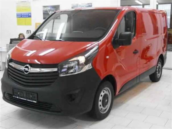Opel Vivaro Van L1H1 2,7t 1.6 CDTi 115k MT6 /0093SG1W/, foto 1 Užitkové a nákladní vozy, Do 7,5 t | spěcháto.cz - bazar, inzerce zdarma