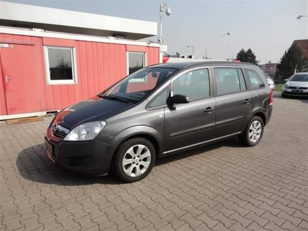 Opel Zafira 2.0 ECOFLEX 1.6Turbo EDITION, foto 1 Auto – moto , Automobily | spěcháto.cz - bazar, inzerce zdarma