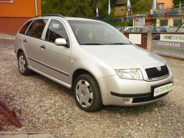 Škoda Fabia 1.4i 50kW, foto 1 Auto – moto , Automobily | spěcháto.cz - bazar, inzerce zdarma