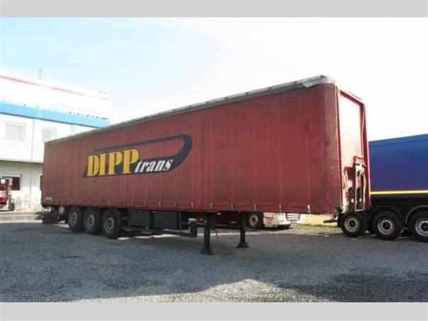 SPA 3/E SHRNOVACÍ PLACHTA, foto 1 Užitkové a nákladní vozy, Přívěsy a návěsy | spěcháto.cz - bazar, inzerce zdarma