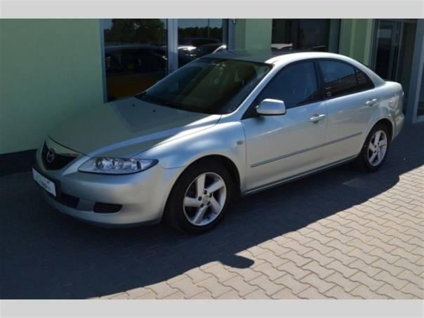 Mazda 6 2.0 MZR-CD,A.KLIMA,TEMPOMAT,ČR, foto 1 Auto – moto , Automobily   spěcháto.cz - bazar, inzerce zdarma