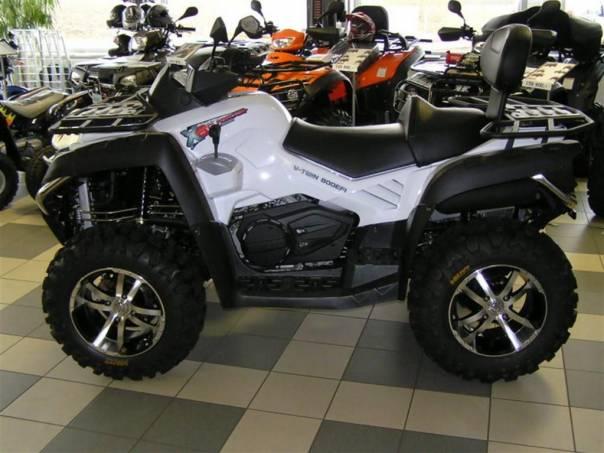Journeyman Gladiator Gladiator X8 EFI V-twin Standard, foto 1 Auto – moto , Motocykly a čtyřkolky | spěcháto.cz - bazar, inzerce zdarma