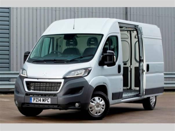 Peugeot Boxer ACTIVE 3500 L3H2 130k, foto 1 Užitkové a nákladní vozy, Do 7,5 t | spěcháto.cz - bazar, inzerce zdarma
