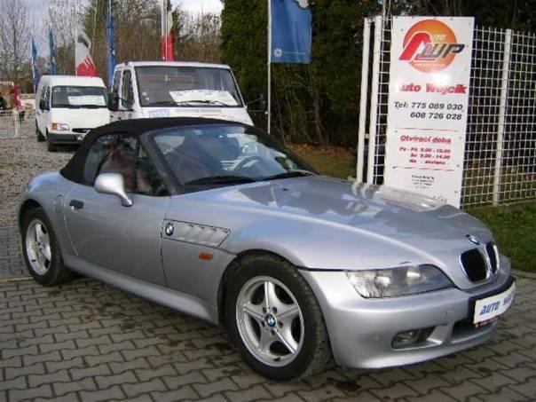 BMW Z3 1.9 i  AUTOWOJCIK, foto 1 Auto – moto , Automobily | spěcháto.cz - bazar, inzerce zdarma