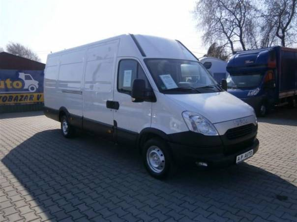Iveco Daily 35S17 MAXI KLIMA TEMPOMAT 3.0EEV, foto 1 Užitkové a nákladní vozy, Do 7,5 t | spěcháto.cz - bazar, inzerce zdarma