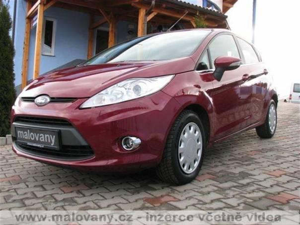 Ford Fiesta 1.4 i 16v 71kW TITANIUM, foto 1 Auto – moto , Automobily | spěcháto.cz - bazar, inzerce zdarma