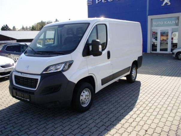 Peugeot Boxer ACCESS 3000 L1H1 110k*, foto 1 Užitkové a nákladní vozy, Do 7,5 t | spěcháto.cz - bazar, inzerce zdarma