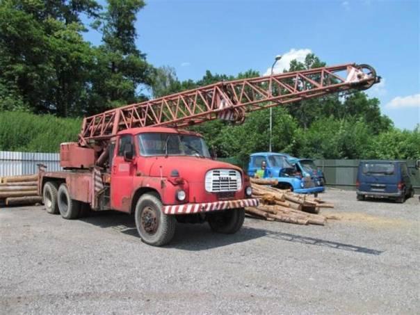 T148 autojeřáb AB-063.2, foto 1 Užitkové a nákladní vozy, Nad 7,5 t | spěcháto.cz - bazar, inzerce zdarma