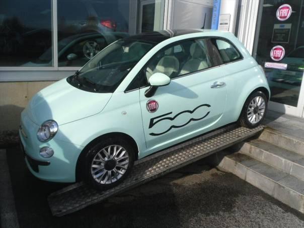 Fiat 500 . 1,2 69k PLUS, foto 1 Auto – moto , Automobily | spěcháto.cz - bazar, inzerce zdarma