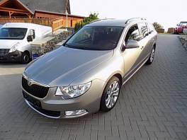Škoda Superb Combi 2.0TDI CR