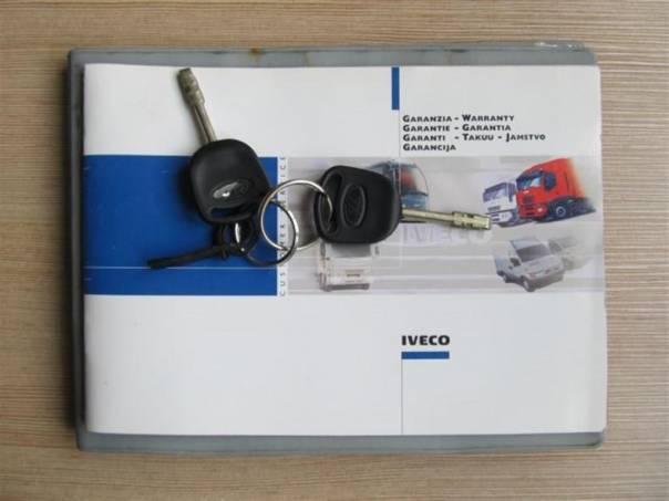 Iveco Massif 25S15 3.0HPI 107kw ČR 1.maj servisk, foto 1 Auto – moto , Automobily | spěcháto.cz - bazar, inzerce zdarma