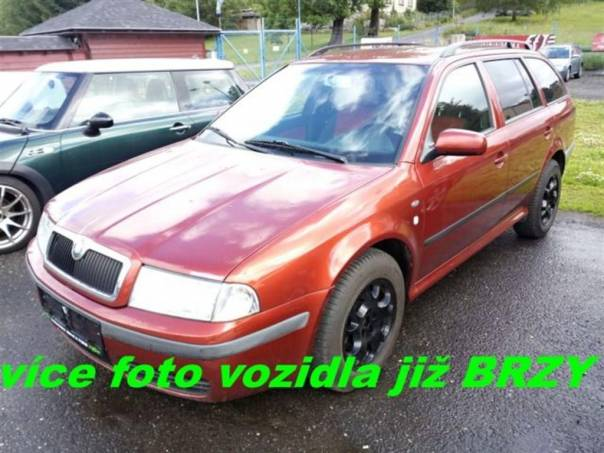 Škoda Octavia 1,9 TDI Combi Ambiente, foto 1 Auto – moto , Automobily | spěcháto.cz - bazar, inzerce zdarma