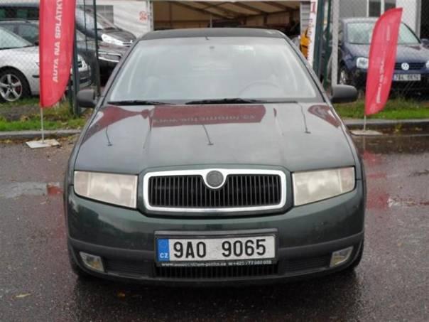 Škoda Fabia 1,4i Comfort, foto 1 Auto – moto , Automobily | spěcháto.cz - bazar, inzerce zdarma