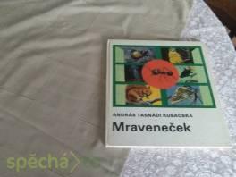 Mraveneček , Hobby, volný čas, Knihy  | spěcháto.cz - bazar, inzerce zdarma
